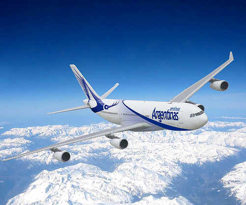 Aerolineas Argentinas entre las 10 mas seguras del mundo